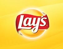 logo batatas Lays